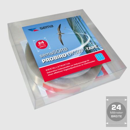 Vogelschutzstreifen semaSORB PROBIRD DK500 Tape, 24mm