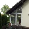 UV-Schutz Glasfassade Einfamilienhaus.1