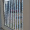 Fenster mit Streifen Tape500.24